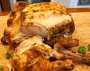 Rotisserie Chicken cut up