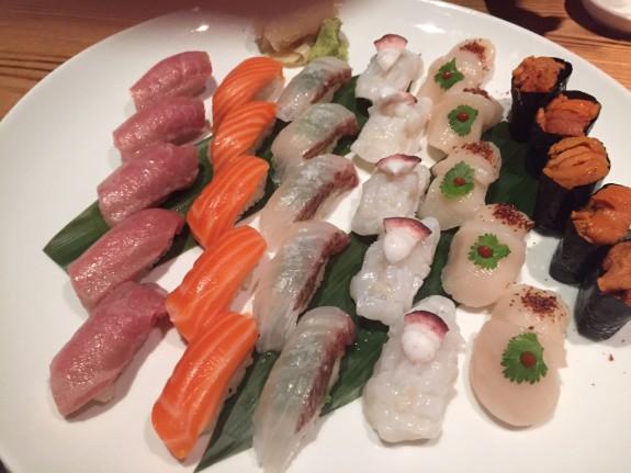Nobu NYC Sushi