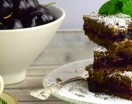 Flathead Lake Cherry Buckwheat Bars