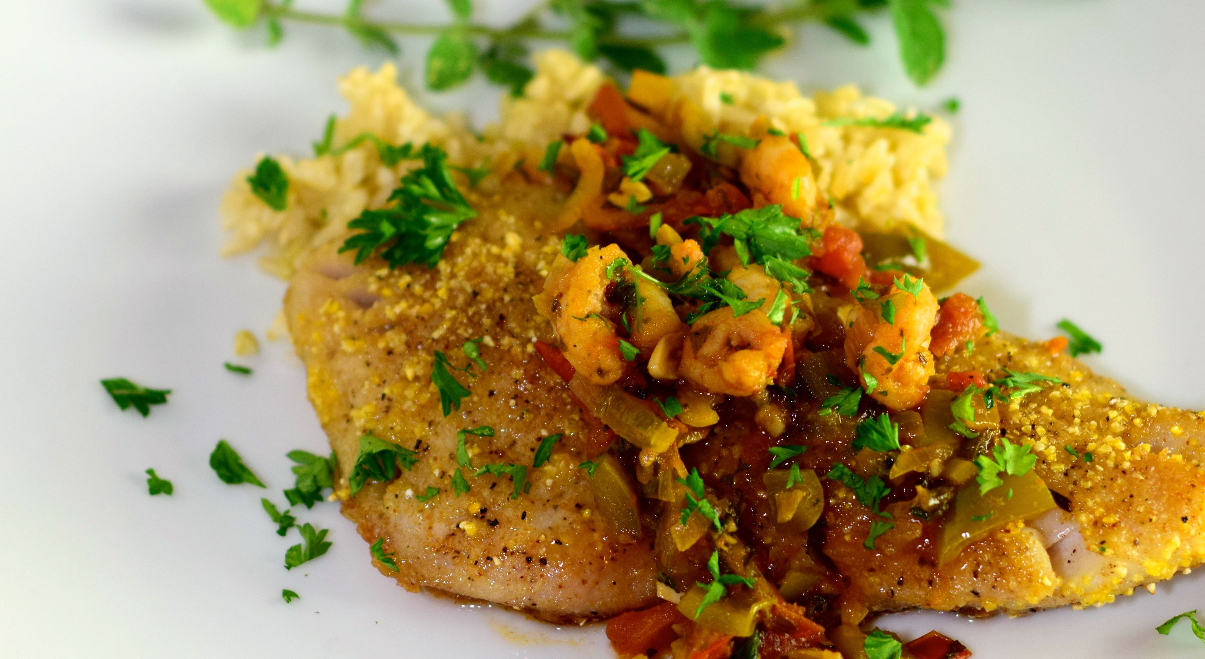 creole sauce for fish