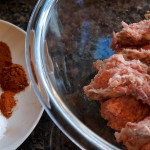 Homemade Mexican Chorizo ingredients
