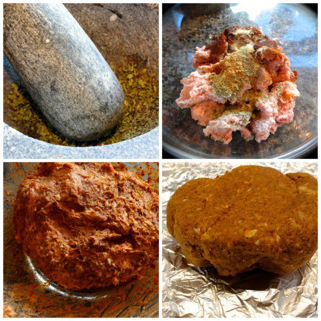 Homemade Mexican Chorizo