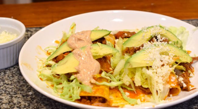 goose tacos