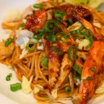 Spicy Crab Noodles