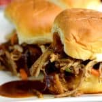 Easy Pulled pork Slider H-2
