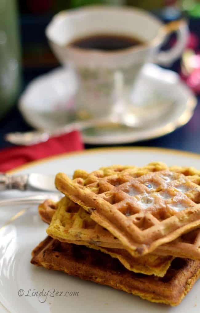 pumpkin-buttermilk-pecan-waffles