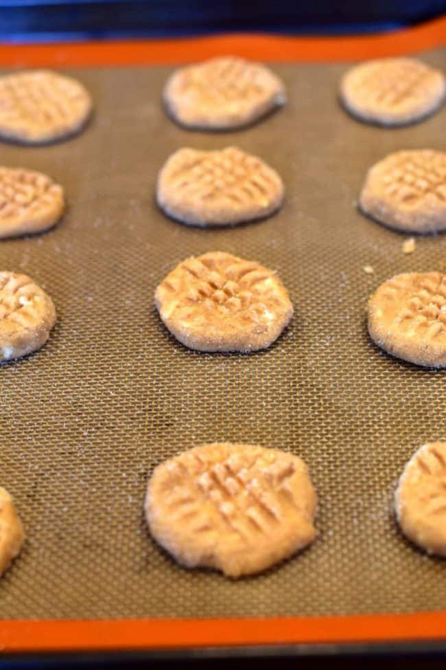 almond butter cookies your way on simple