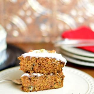 carrot cake creamy frosting
