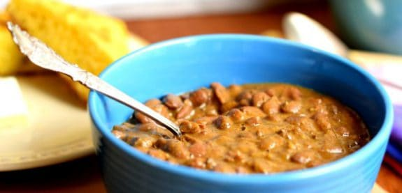 Texas Style Ranch Beans