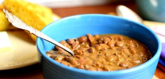Texas Style Ranch Beans