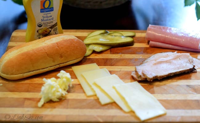 cuban sandwich ingredients