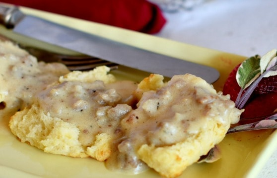 Simple Savory Sausage Gravy