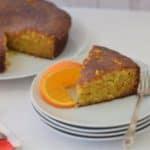Whole Orange Cake Header Image